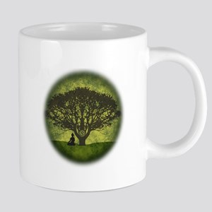 Buddha Under the Bodhi Tree Mugs
