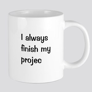 Very Funny Project Manager Quote 20 oz Ceramic Meg
