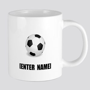 Soccer Personalize It! 20 oz Ceramic Mega Mug