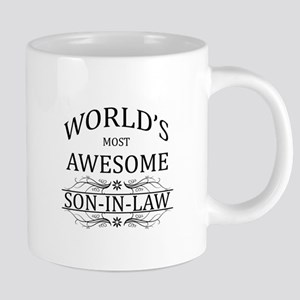 World's Most Awesome Son-in-Law Mugs