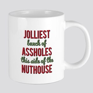 Jolliest Bunch of Assholes 20 oz Ceramic Mega Mug