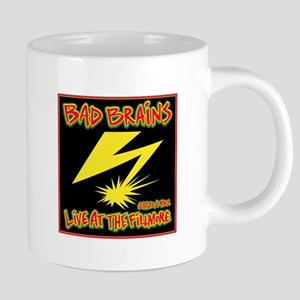 Bad Brains Live at the Fillmore 1982 20 oz Ceramic
