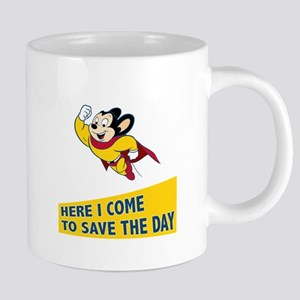 Mighty Mouse 20 oz Ceramic Mega Mug