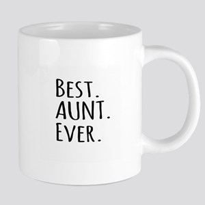 Best Aunt Ever 20 oz Ceramic Mega Mug