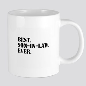 Best Son in Law Ever 20 oz Ceramic Mega Mug