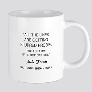ALL THE LINES 20 oz Ceramic Mega Mug