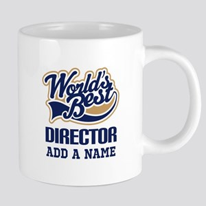Best Director Personalized Mugs
