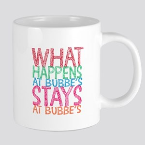 What Happens at Bubbe's Mugs
