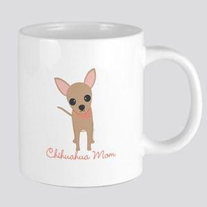 Chihuahua Mom 20 oz Ceramic Mega Mug
