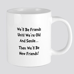 New Friends Mugs