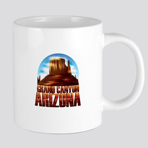 Travel Icon Grand Canyon Arizona Mugs