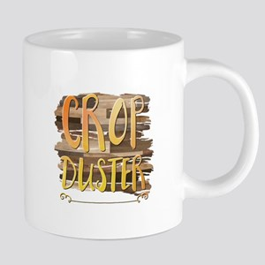 Crop Duster Mugs