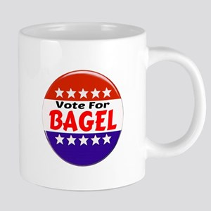 Vote For Bagel Mugs