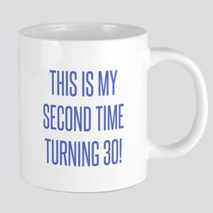 60th Birthday Gag Gift Mugs