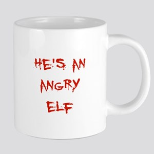 Angry Elf Mugs