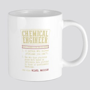 Chemical Engineer Funny Dictionary Term Mugs