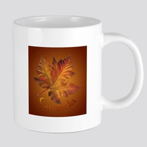 Canada Maple Leaf Souvenir Mugs