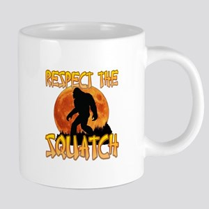 Respect the Squatch Mugs