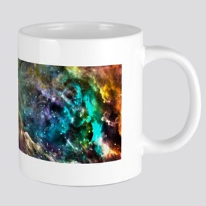 Colorful Cosmos Mugs