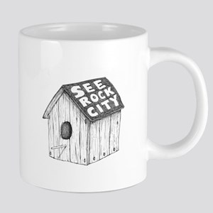 See Rock City 20 oz Ceramic Mega Mug