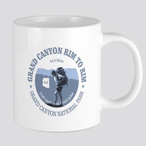 Grand Canyon Rim to Ri Mugs