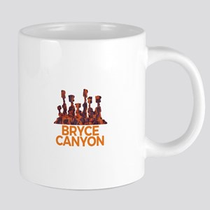 BRYCE CANYON Mugs