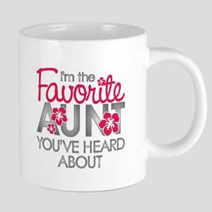 Favorite Aunt Mugs