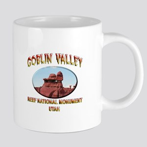 Goblin Valley Utah Mugs