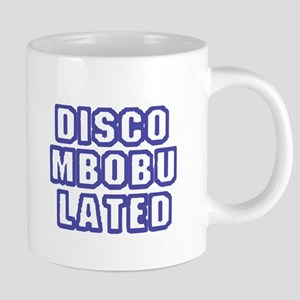DISCOMBOBULATED Mugs