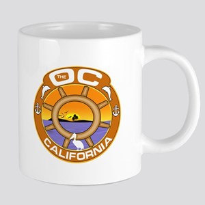 The OC 20 oz Ceramic Mega Mug