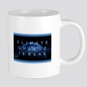Climate Change is Real Mugs