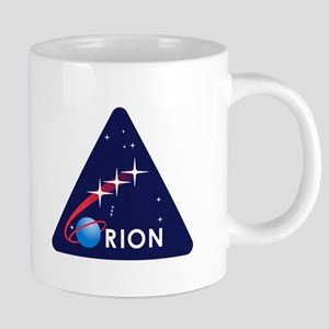 NASA Orion Program Icon 20 oz Ceramic Mega Mug