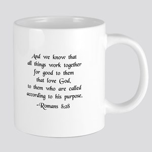 """All Things Work For Good"" Mugs"