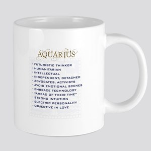 Aquarius The Waterbearer Mug Mugs