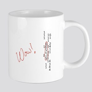 Wow Signal SETI Message 20 oz Ceramic Mega Mug