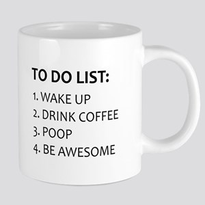 To Do List Mug Mugs