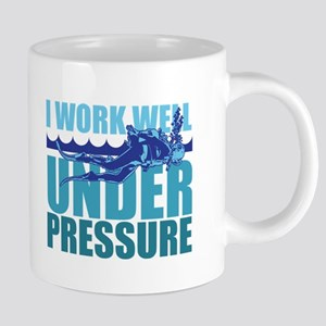 Scuba Diving Gift Diver Snorkeling Work Well Mugs