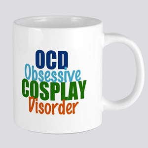 Funny Cosplay 20 oz Ceramic Mega Mug