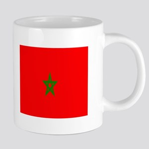 Flag of Morocco Mugs
