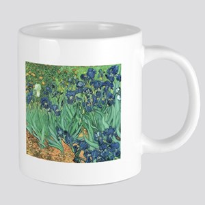 Irises, 1889 by Vincent Van Gogh 20 oz Ceramic Meg