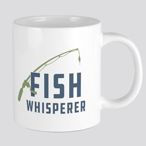 Fish Whisperer 20 oz Ceramic Mega Mug