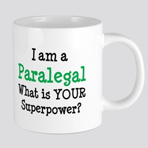 paralegal 20 oz Ceramic Mega Mug