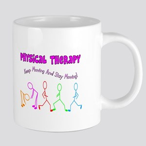 Physical Therapy 20 oz Ceramic Mega Mug