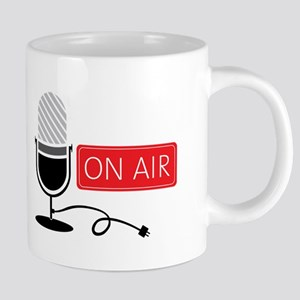 On Air Mugs