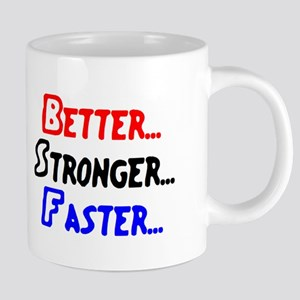 better stronger 20 oz Ceramic Mega Mug