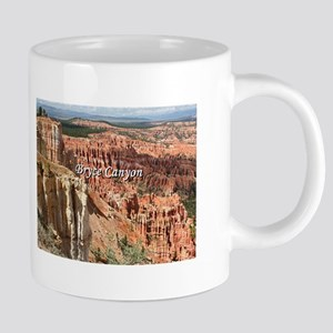 Bryce Canyon, Utah 21 (caption) Mugs