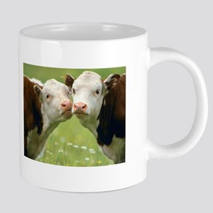 Kissing Cows Mugs
