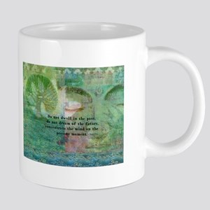 Buddha inspirational quote Mugs