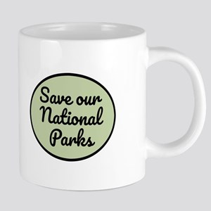 Save Our National Parks Mugs