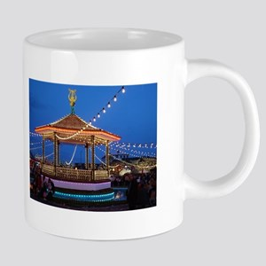 Nighttime celebrations Mugs
